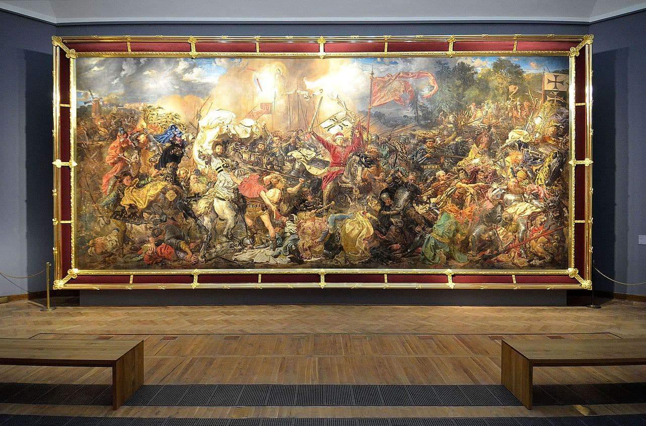 Пять произведений искусства, которые можно увидеть в Варшаве | The ...