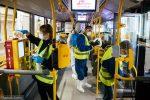 Коронавирус у водителя автобуса в Варшаве