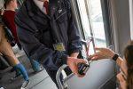 Два контролёра в Варшаве получили штраф