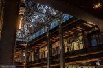 Совсем скоро, в тщательно отреставрированном старинном зале откроются магазины, салоны красоты и рестораны. Открытие запланировано на 20 мая.