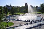 запретили фонтаны в варшаве