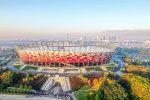 В мероприятиях на Национальном Стадионе в Варшаве смогут участвовать 14,5 тысяч человек - объявило Министерство Культуры. О полных трибунах пока не может быть и речи.