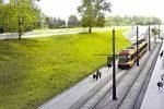 Мэрия объявила аукцион на строительные работы новой трамвайной трассы. Это означает, что вскоре появится возможность быстро добираться с новых районов на Воле до центра.