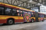 Стань владельцем варшавского городского автобуса – его выставили на благотворительный аукцион